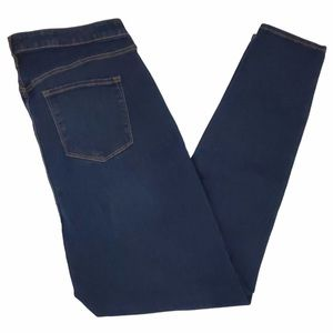 Old Navy Rockstar blue skinny jeans 20 Tall